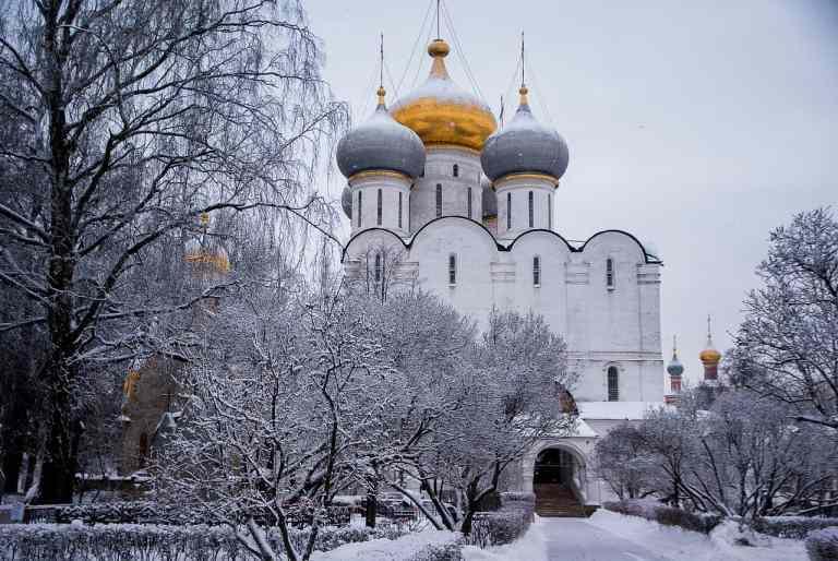 Conoce Moscú