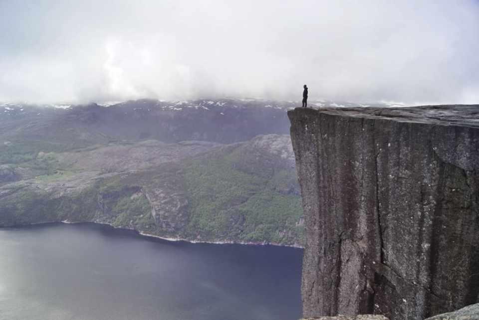 pulpito noruega