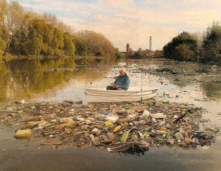 Conoce un riachuelo contaminado por la incidencia del turismo