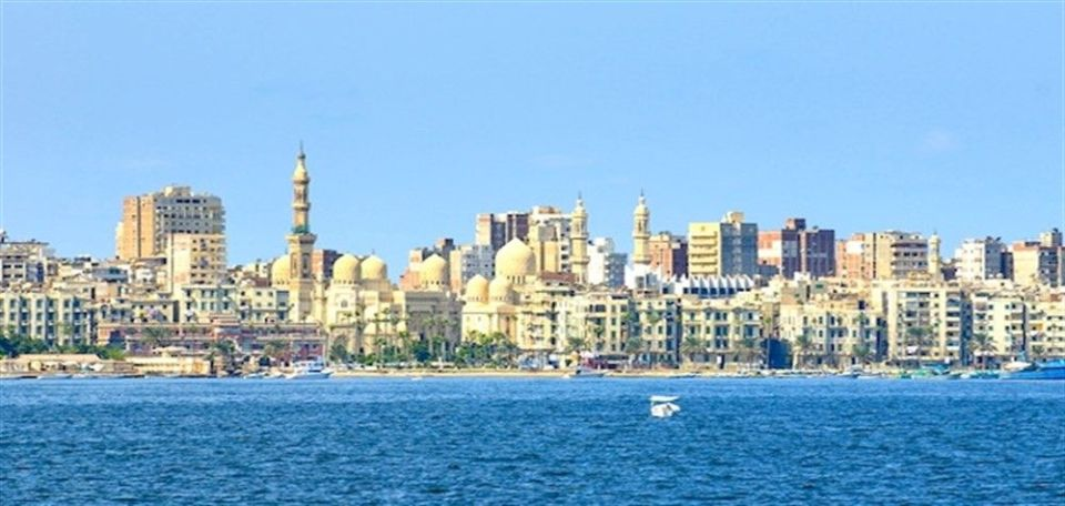 Viajar a Egipto alejandria