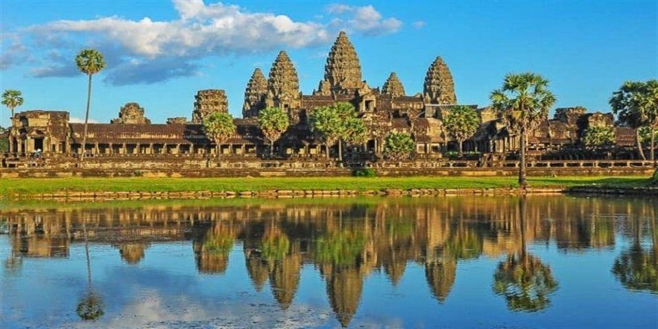 Los Templos de Angkor Wat, Camboya