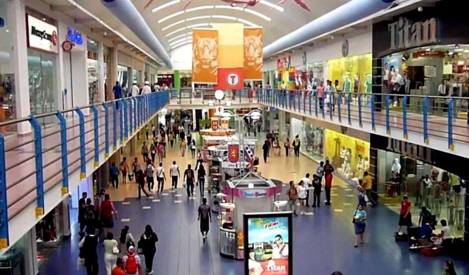 De compras por Panamá