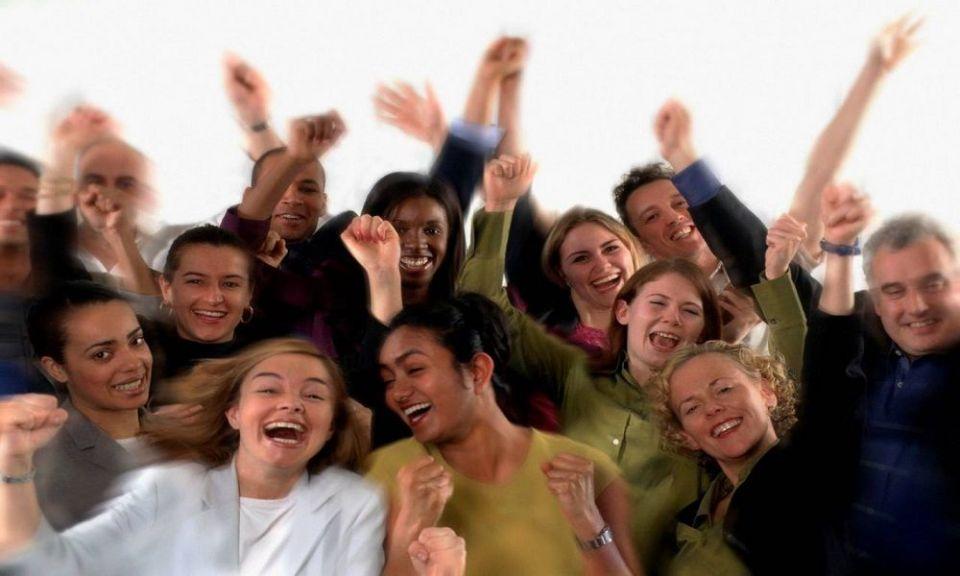 ciudadanos más felices del mundo
