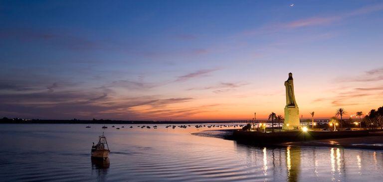 Huelva ciudad costera andaluza