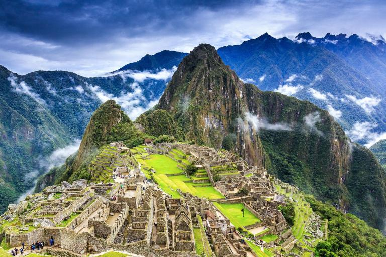 Viajar a Machu Pichu