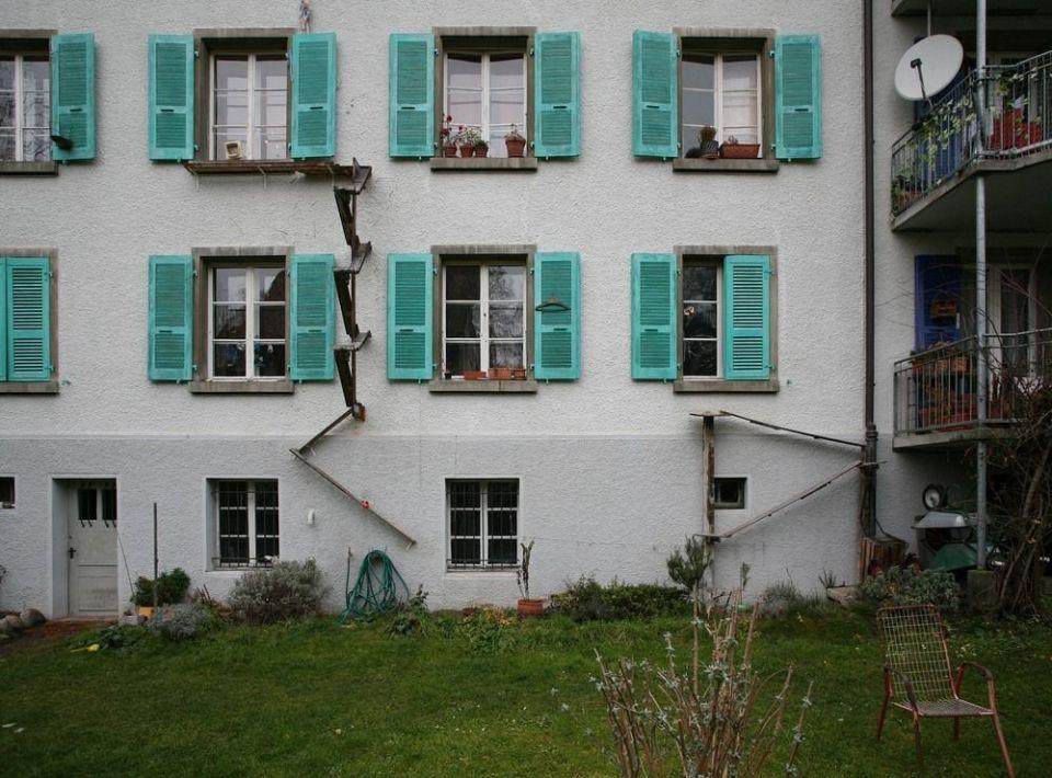 escaleras para gatos en Berna