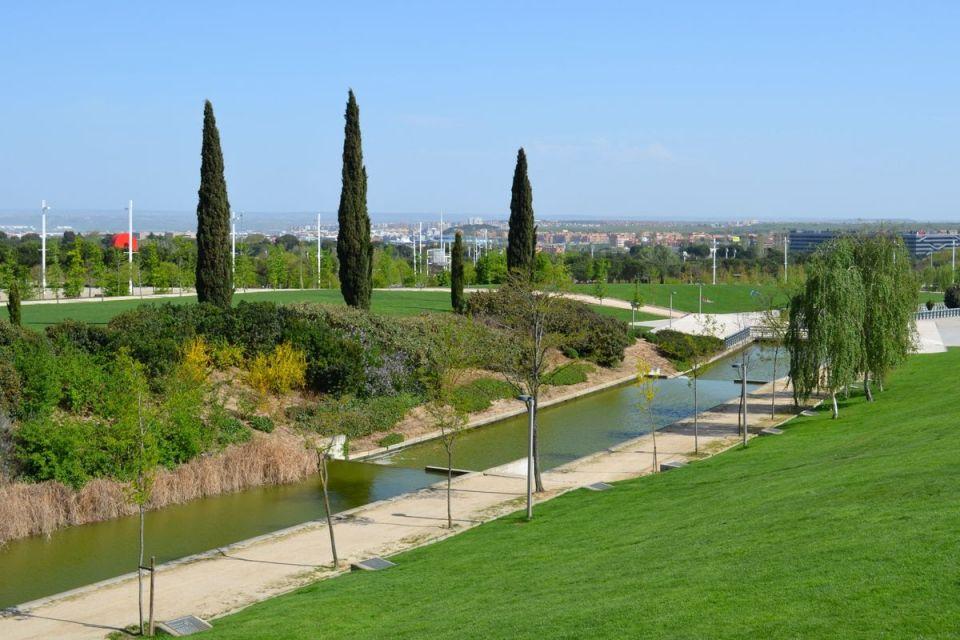 Parque de Juan Carlos I