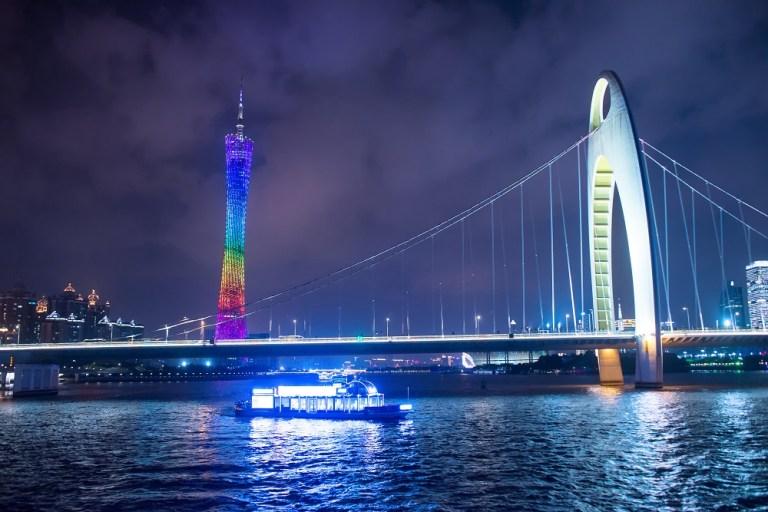 Viajar a Guangzhou, China
