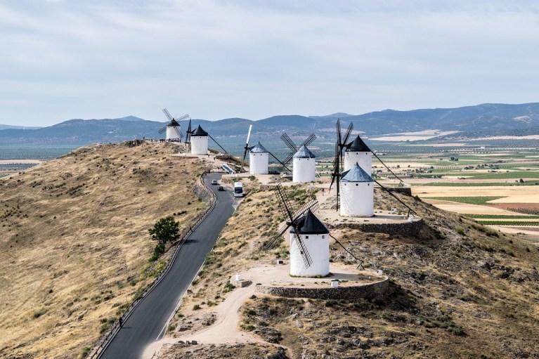 Rutas para una escapada de tres días por España