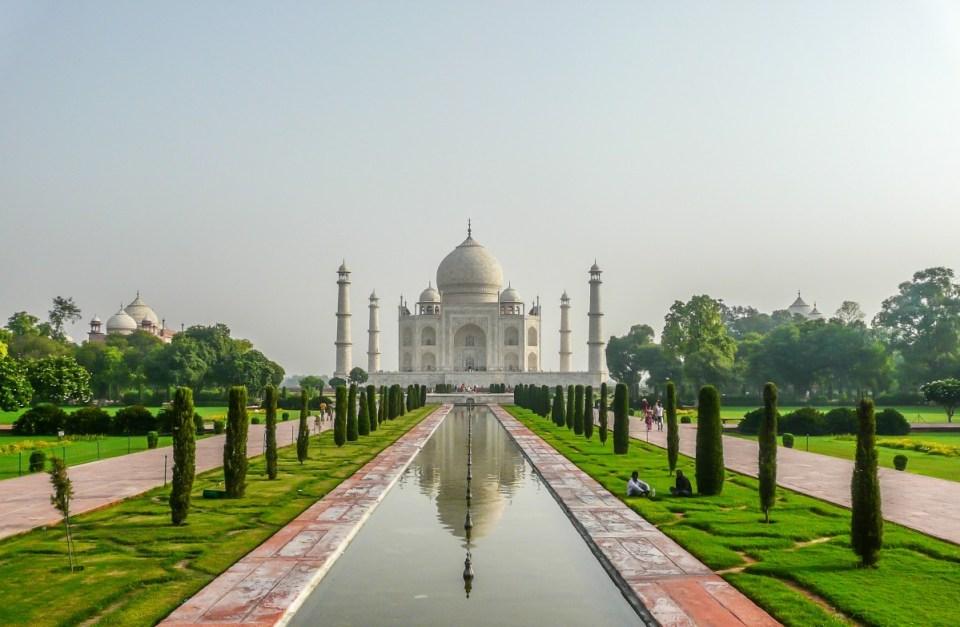 El Taj Majal, un imprescindible al viajar a La India