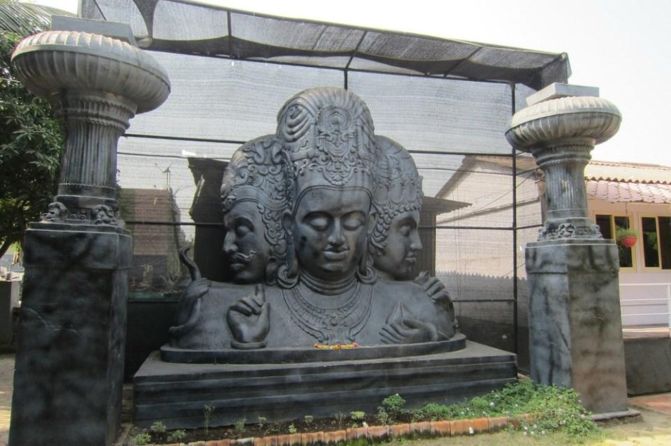La isla Elephanta, en Bombay
