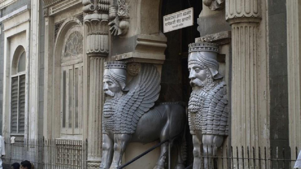 Templos parsis de Bombay