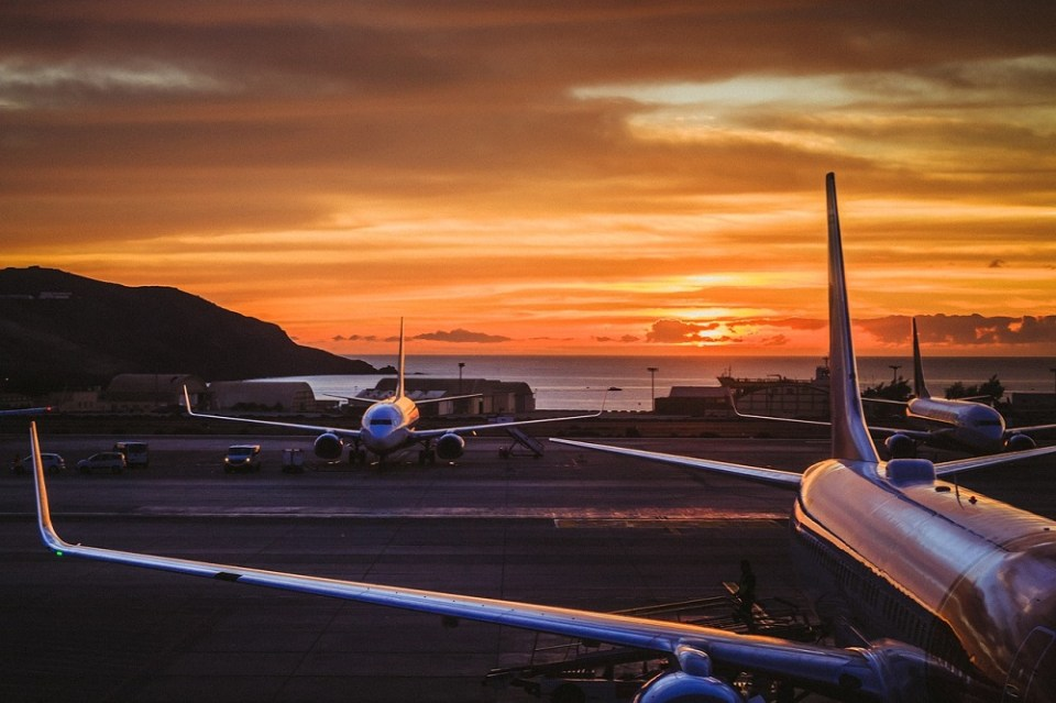 Volar con millas de vuelo