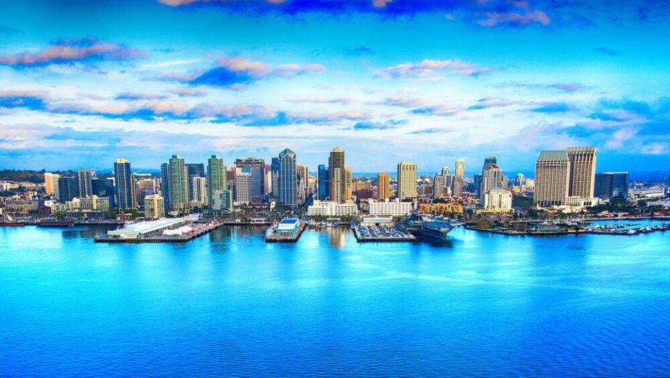 San Diego Costa Oeste Estados Unidos