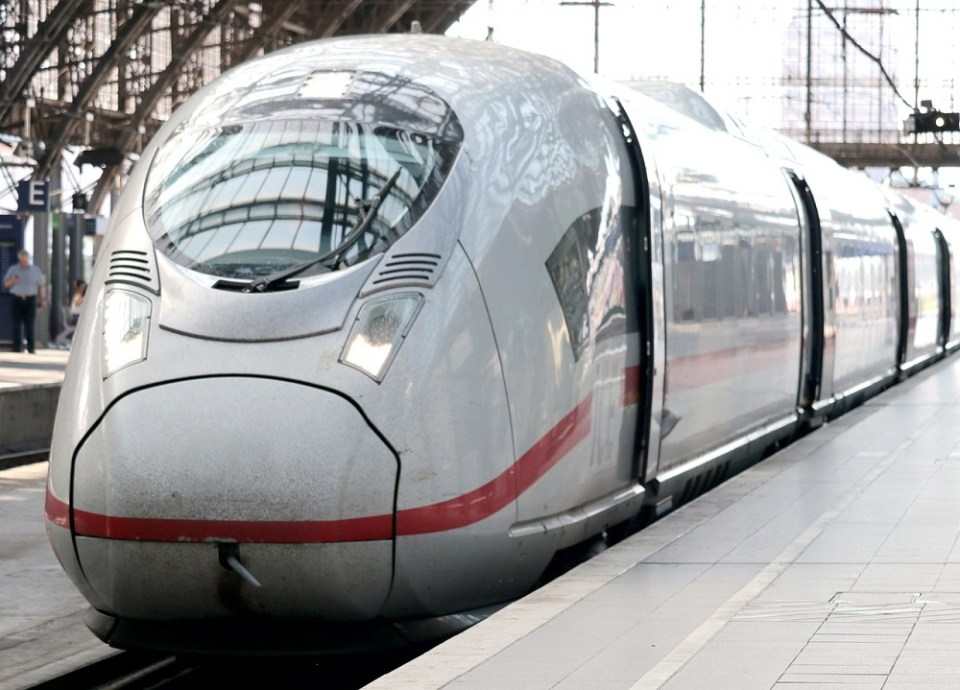 Viajar en tren es una opción responsable y ecológica