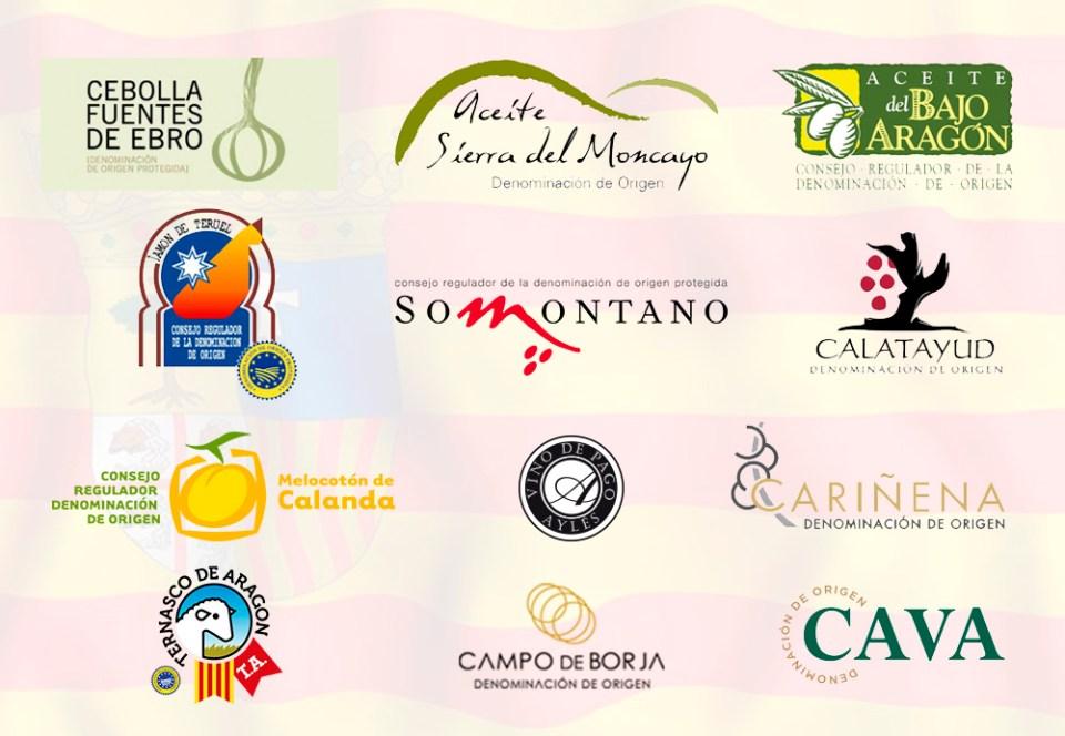Denominaciones de Origen e IGP Aragón - ruta por los sabores de la gastronomía aragonesa
