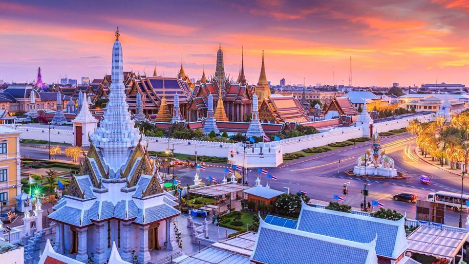 Bangkok, una de las ciudades más calurosas del mundo