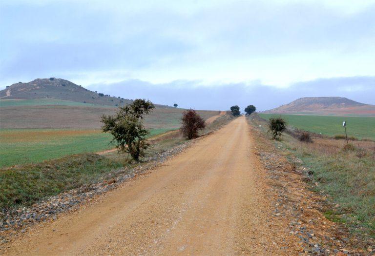 El camino natural vía de la plata