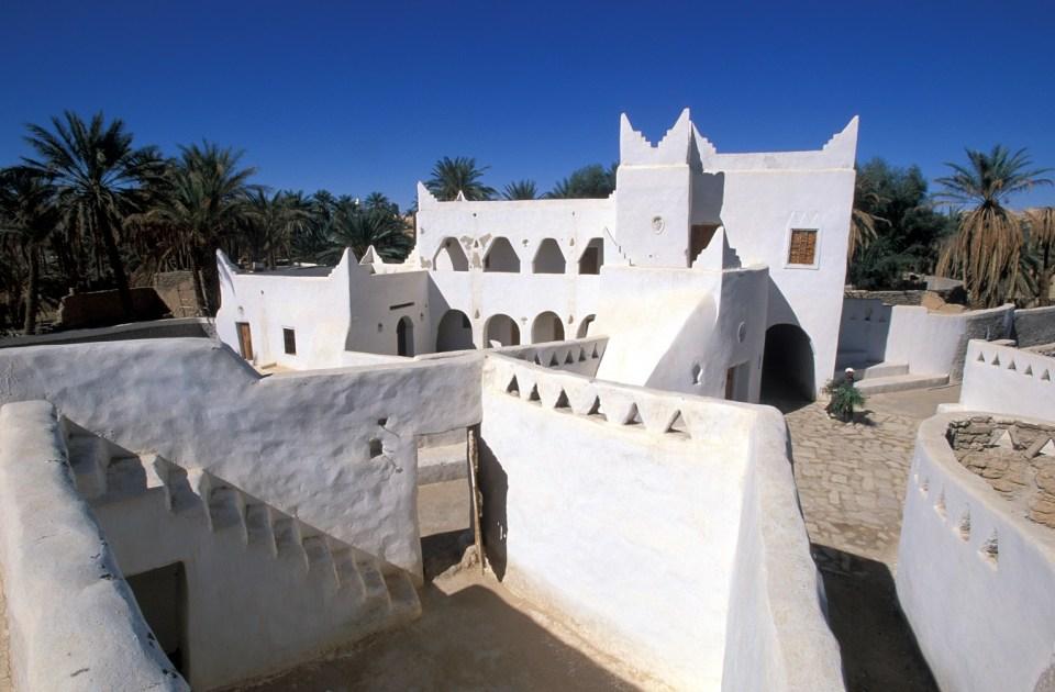 Ghadames, una de las ciudades más calurosas del mundo