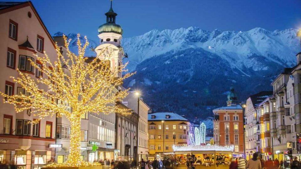 Innsbruck, una de las ciudades más bonitas del mundo en invierno