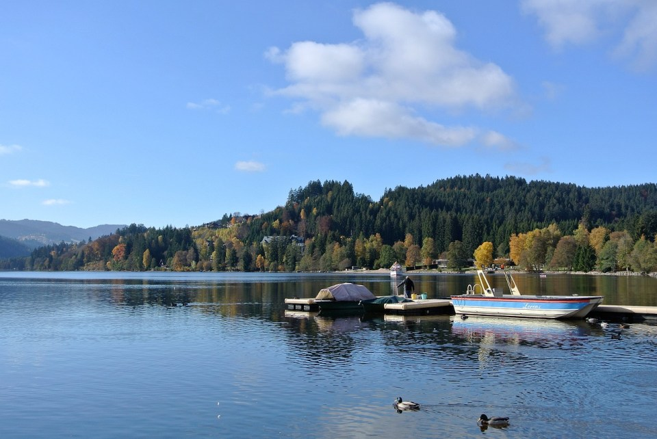 Lago Tititsee