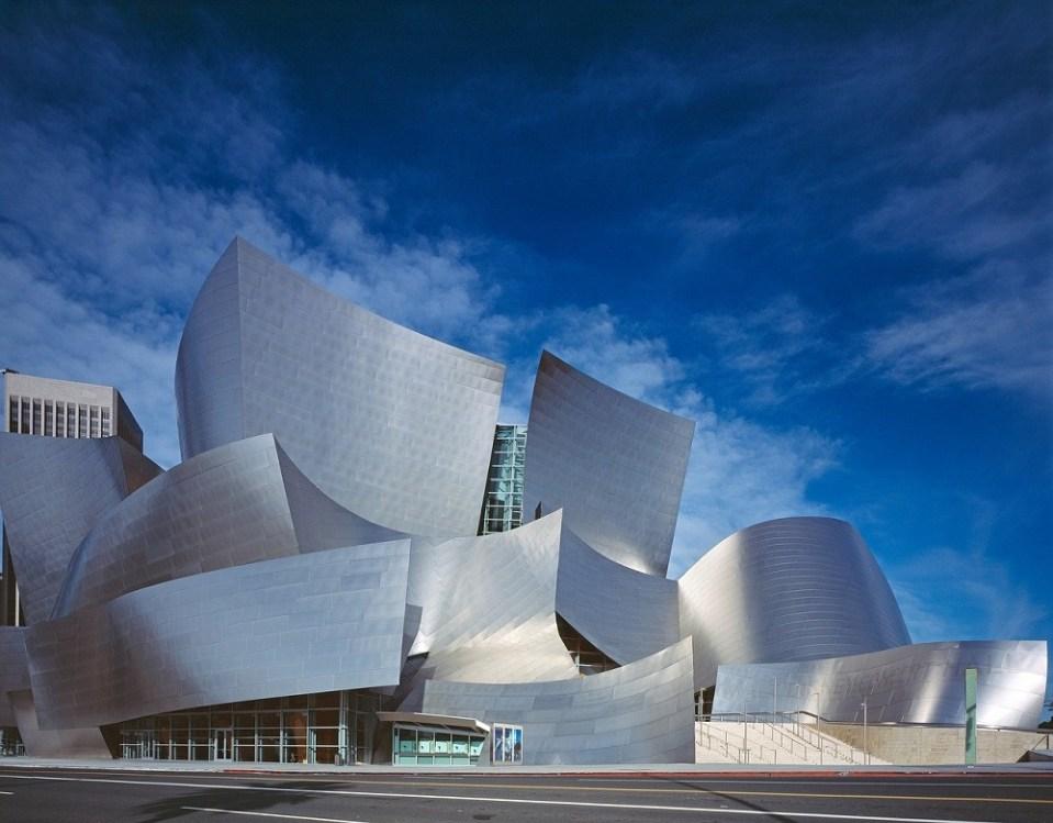 Sala de conciertos Walt Disney Center Hall
