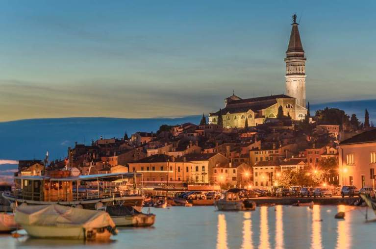 Los pueblos costeros más bonitos de Croacia
