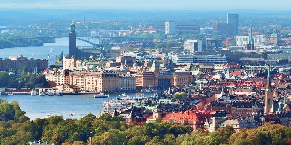 barrios Estocolmo