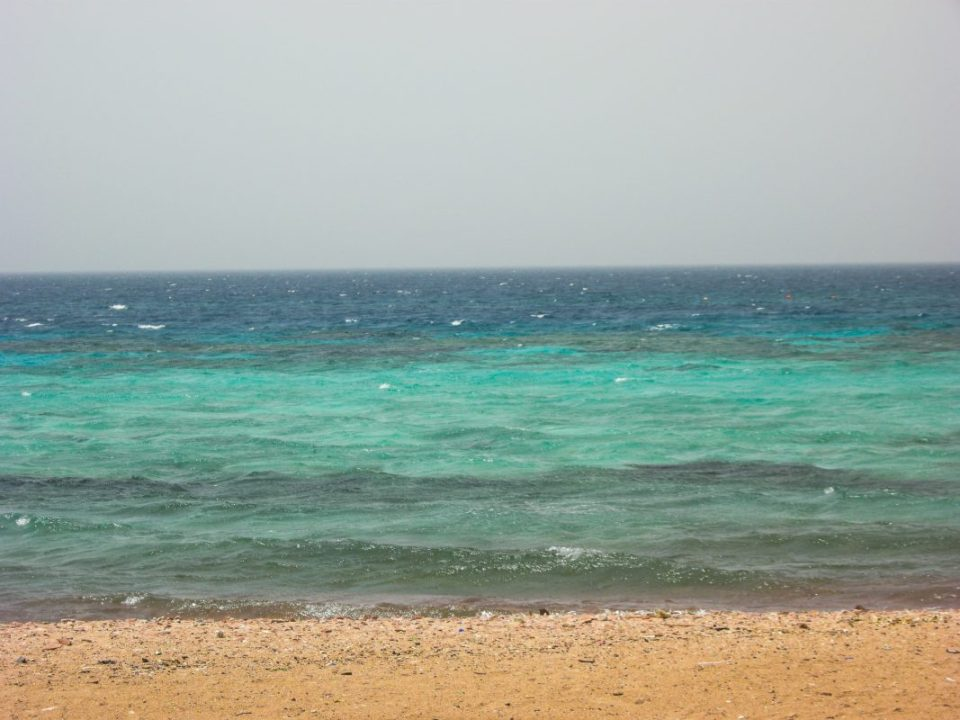 mejores playas del mar rojo
