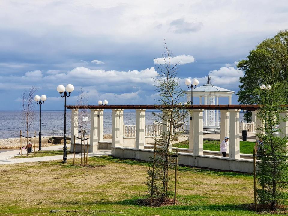 Sillamae, uno de los pueblos costeros más bonitos de Estonia