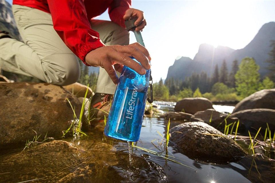 mejores filtros de agua portátiles de supervivencia