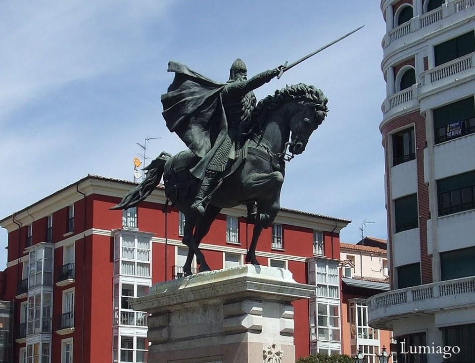 Estatua Cid