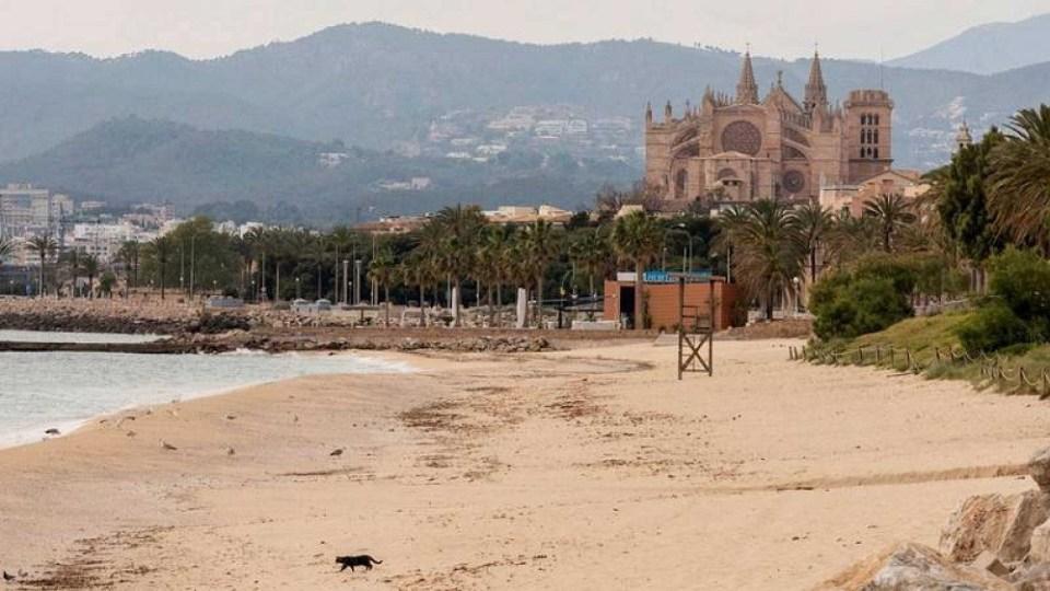 Islas Baleares y la pandemia