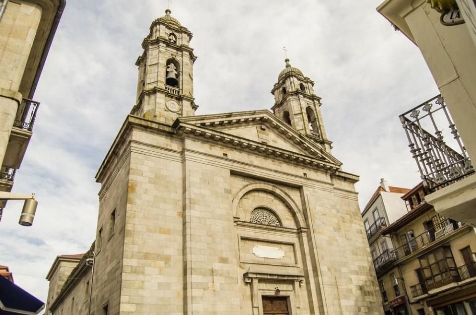 Visitar la concatedral de Vigo