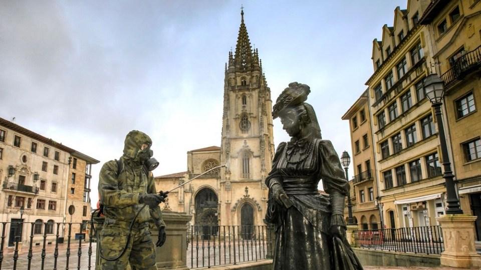 Oviedo y la Covid-19