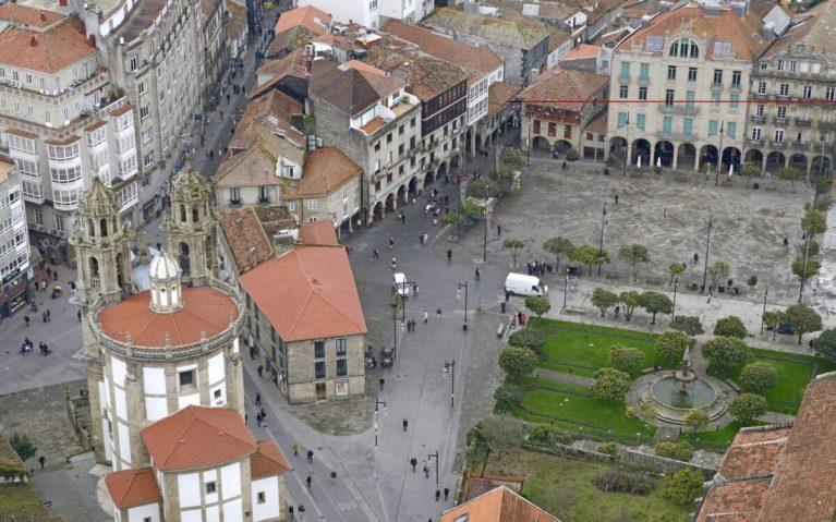 Plaza de la Herrería, Pontevedra