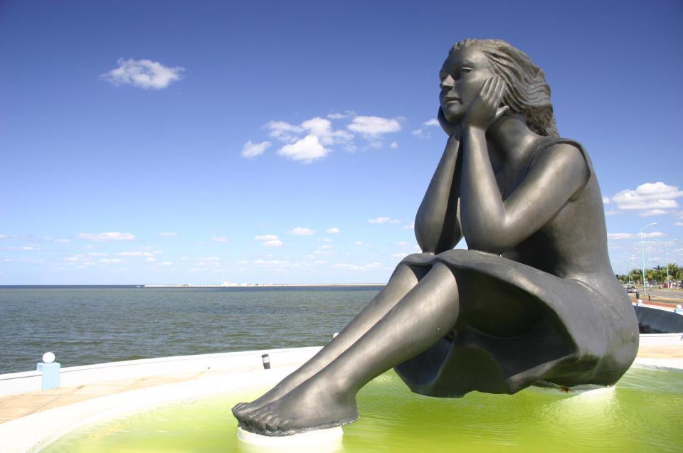 Campeche, la novia de los mares