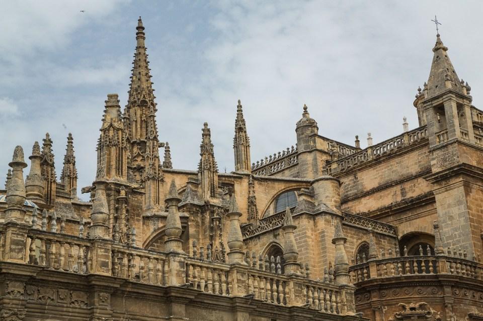 La Catedral de Sevilla es la más grande del mundo en estilo gótico