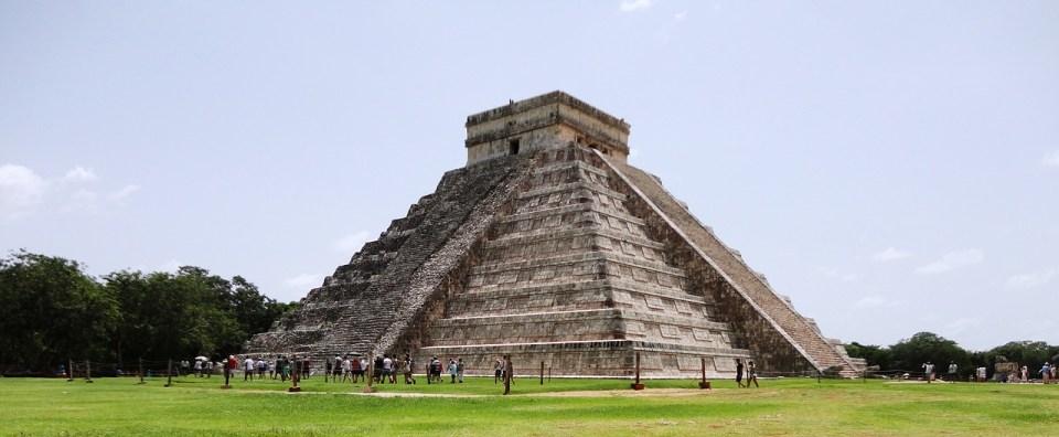 No dejes de visitar Chichén Itzá, cerca de Mérida
