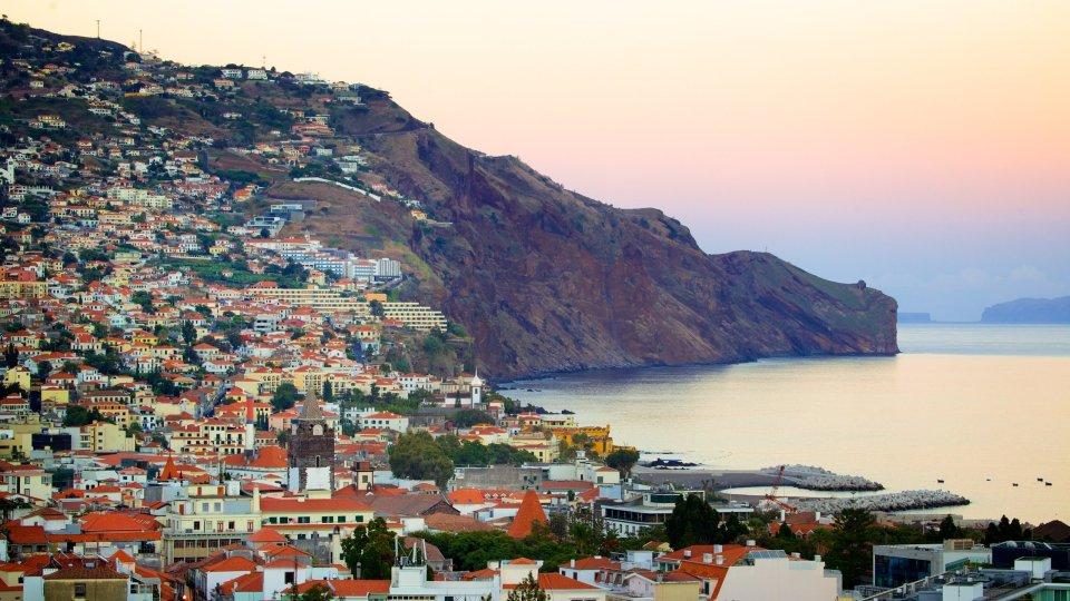 Por el puerto de Funchal pasan cruceros incluso de EEUU