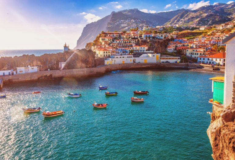 Conoce Funchal, la capital de Madeira