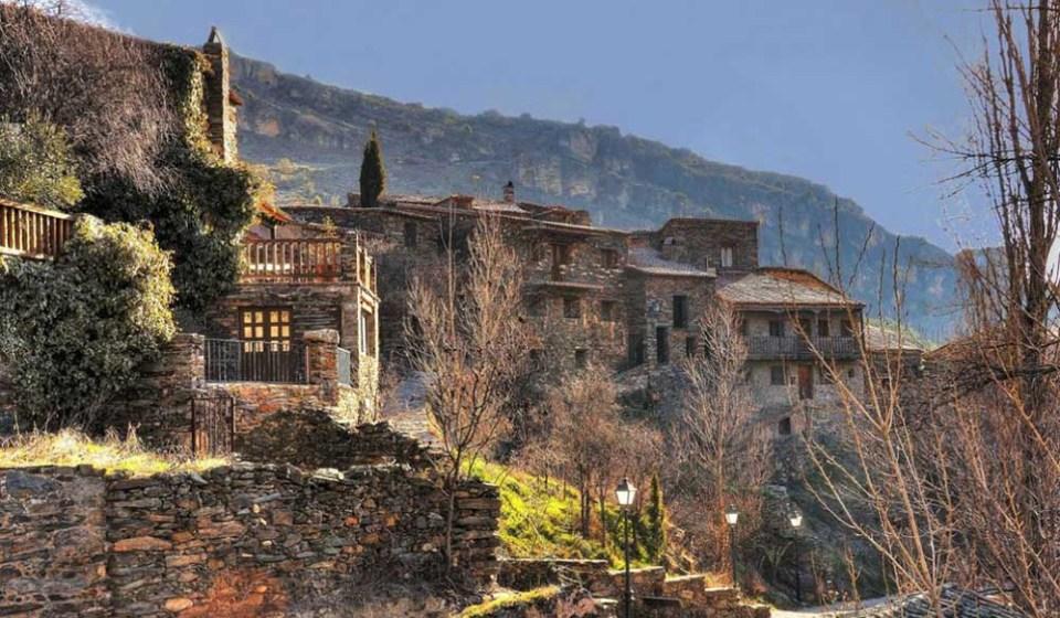 Patones de Arriba, pueblos bonitos de España