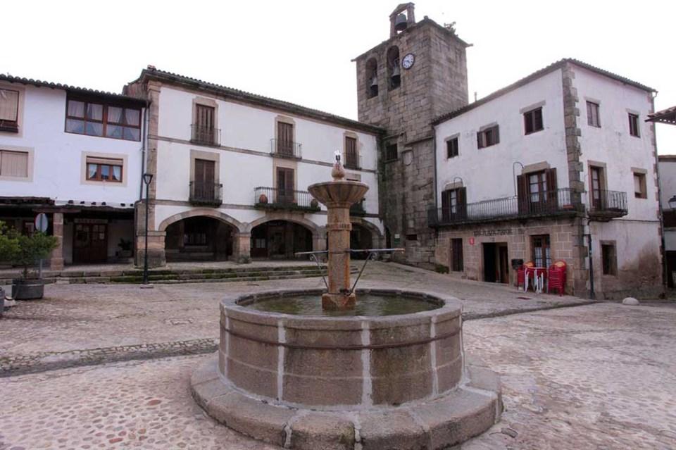 San Martín de Trevejo, España