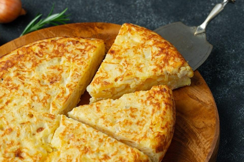 Mejor tortilla española