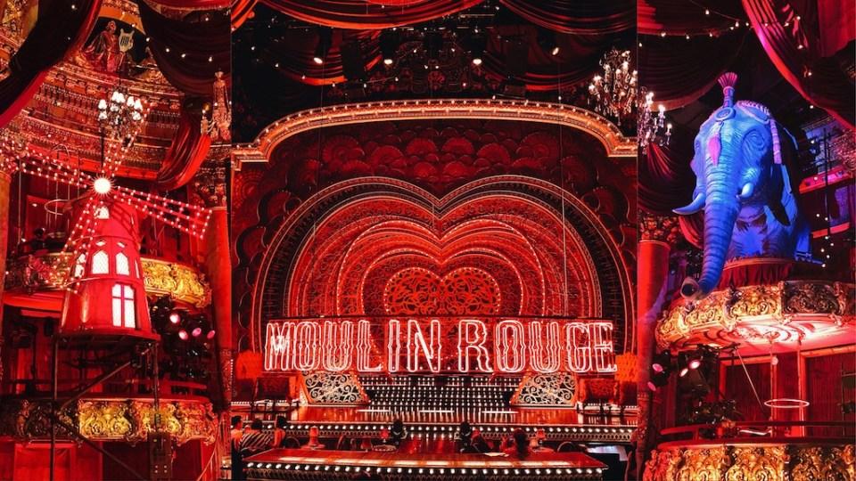 Moulin Rouge está basado en una de las películas más queridas de Hollywood