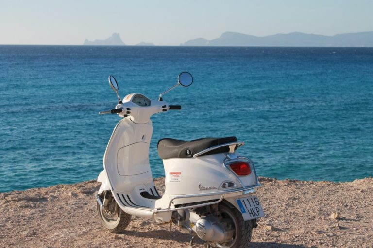 Moverse por Ibiza