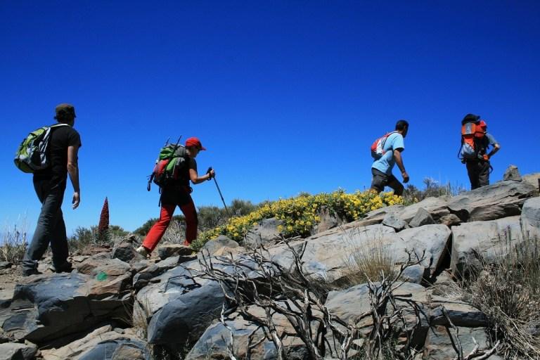 Inaugurado en Tenerife el sendero con mayor desnivel de España