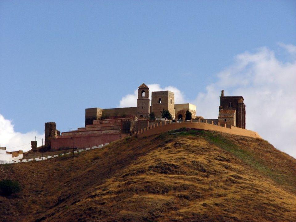 Castillo de Álora, uno de los castillos en Málaga