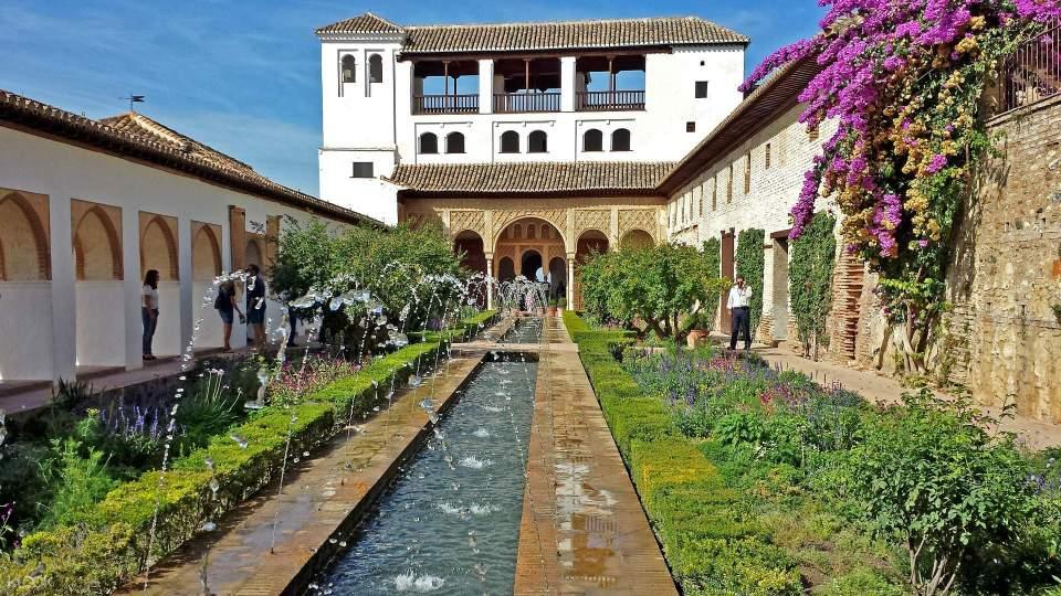 Guía de la Alhambra de Granada: Generalife