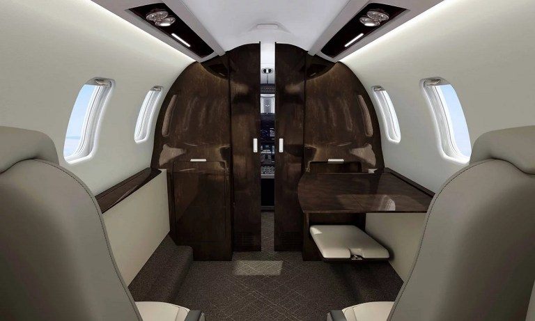 Nuevo Learjet 75 Liberty